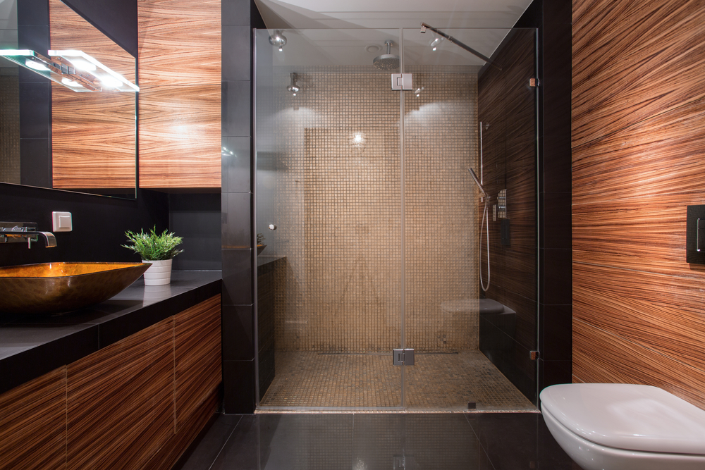 bathroom remodeling imperial Pennsylvania tile shower flooring installation